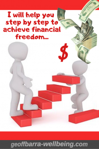 financial freedom text