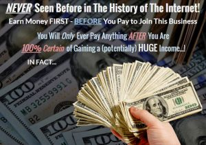 how to make money online free text